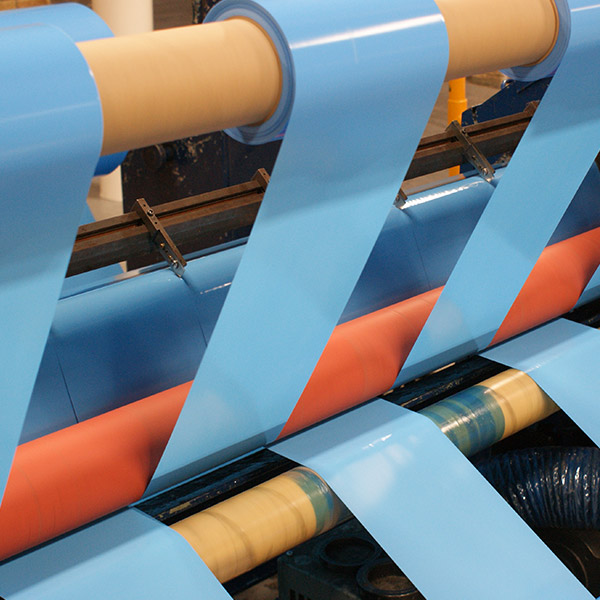 Services - Slitting and sheeting