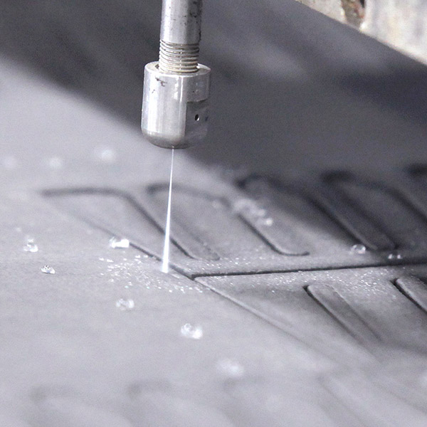Services - Water jet cutting